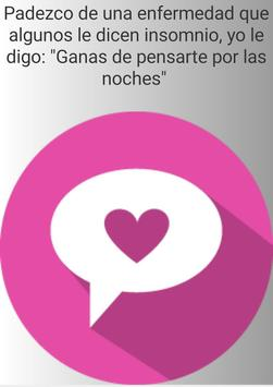 100 phrases of Love in spanish apk screenshot