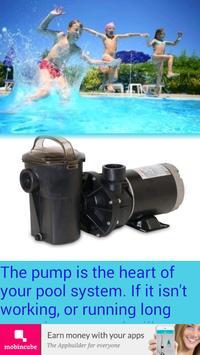 Swimming Pool Solutions apk screenshot