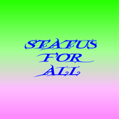 status for all icon