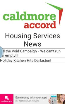 Caldmoreaccord Staff App apk screenshot