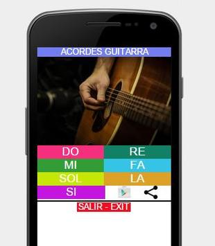 Guitar Chords Learn poster