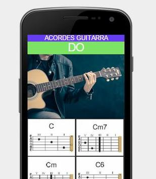 Guitar Chords Learn screenshot 1