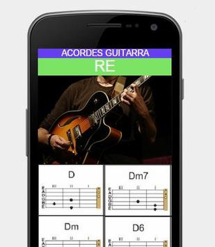 Guitar Chords Learn screenshot 2