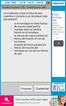 Cdl Conocimiento General Demo screenshot 3