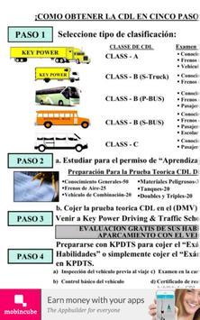 Cdl Conocimiento General Demo screenshot 9