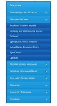 Bases de datos UCES screenshot 1