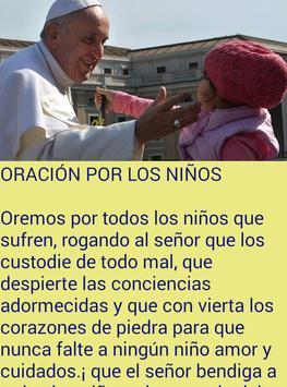 ORACIONES PAPA FRANCISCO Apk Screenshot