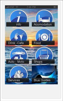 Blue Guides all islands apk screenshot