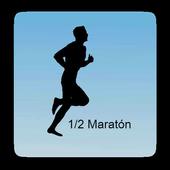 Entrenos media maratón icon