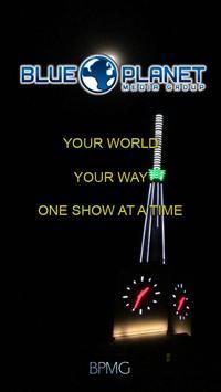 BPMG Radio poster