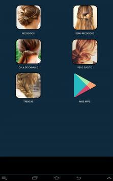 Easy Hairstyles 2018 apk screenshot