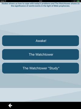 Jehovah and the Bible Study apk screenshot