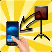Solar Cargador Broma icon