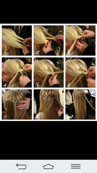 Easy braid hairstyles apk screenshot