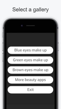 Eyes makeup 2018 ( New) screenshot 10