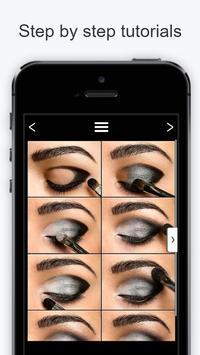 Eyes makeup 2018 ( New) screenshot 1