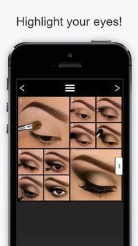 Eyes makeup 2018 ( New) screenshot 2