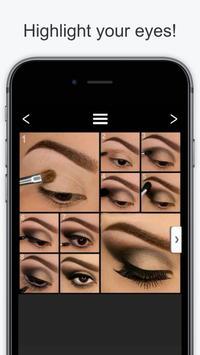 Eyes makeup 2018 ( New) screenshot 7