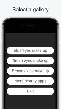 Eyes makeup 2018 ( New) screenshot 5