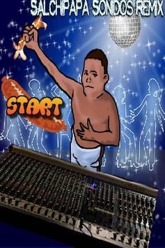 Salchipapa Sonidos Remix poster