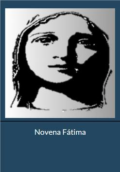 Novena Fatima 13 mayo poster
