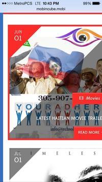 HaitianHollywood poster
