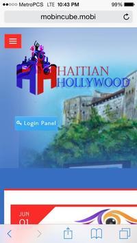 HaitianHollywood apk screenshot