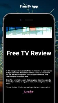 Free TV Review poster