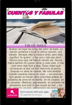 CUENTOS Y FABULAS GRATIS screenshot 1