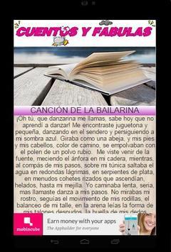 CUENTOS Y FABULAS GRATIS screenshot 2