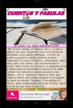 CUENTOS Y FABULAS GRATIS screenshot 5