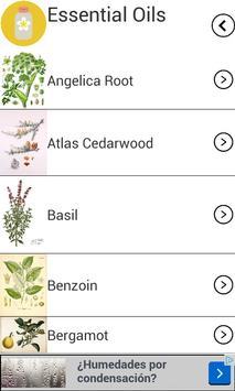 Essential Oils Guide apk screenshot