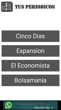 Tus Periodicos apk screenshot