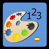Colores y Números icon