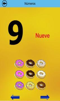 Colores y Números apk screenshot