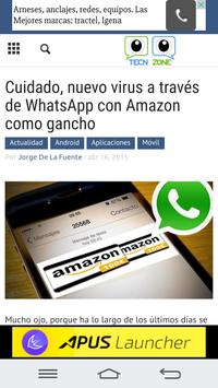 Noticias Tecnologia apk screenshot