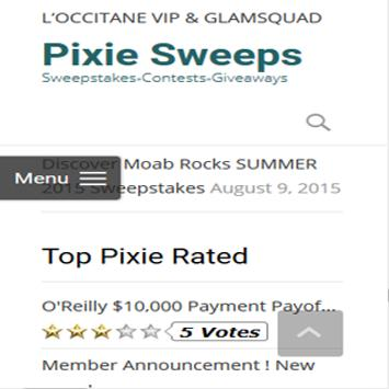 Pixie Sweeps apk screenshot