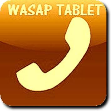 Instalar wasap para tablet 6 apk screenshot
