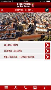Villafranca de los Barros apk screenshot