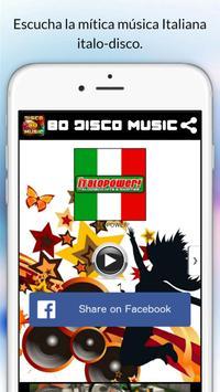 Radio música disco de los 80 for Android - APK Download