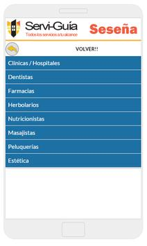 Servi-Guia Seseña screenshot 3