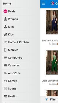 Online Shopping app screenshot 2