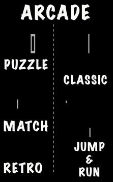 Arcade and Classic Games apk screenshot