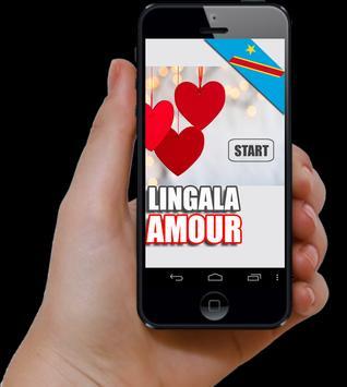 LINGALA AMOUR poster