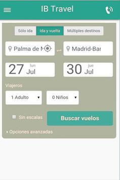 IB travel screenshot 1