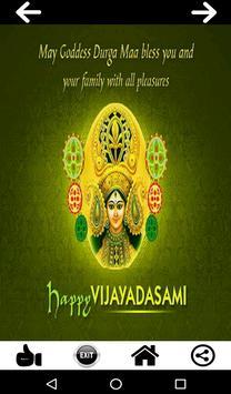 Dussehra and Navaratri Card screenshot 18