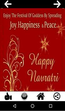 Dussehra and Navaratri Card screenshot 23