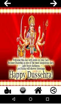 Dussehra and Navaratri Card screenshot 9