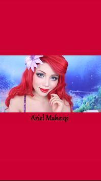 Ariel Makeup poster