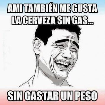 memes español latino poster